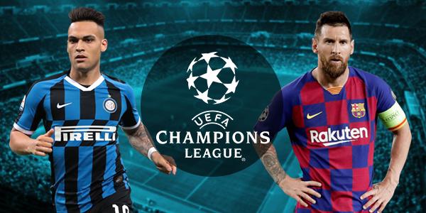 Интер срещу Барселона в Шампионската лига